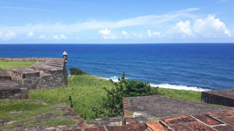 Point de vue de la forteresse El Morro