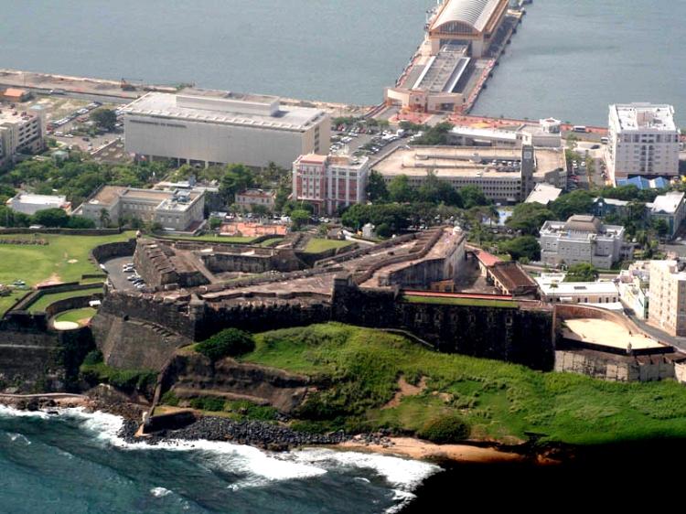 Forteresse San Cristobal Castillo à San Juan