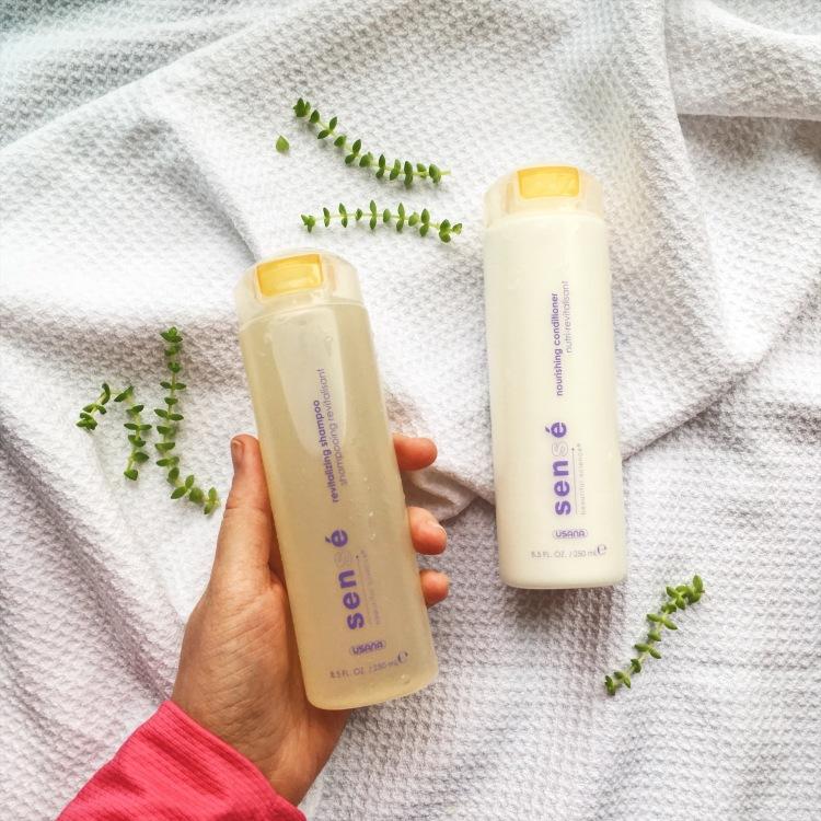 shampoing-revitalisant-usana-sensé-andréanne-pinard